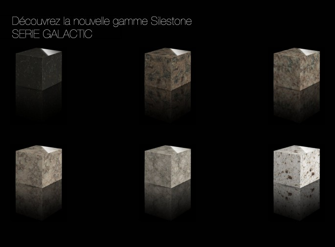 Nouvelle série Silestone® GALACTIC